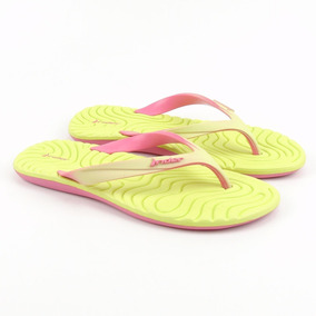 Chinelo Smoothie Rider Ideal Para Piscina E Praia Feminino