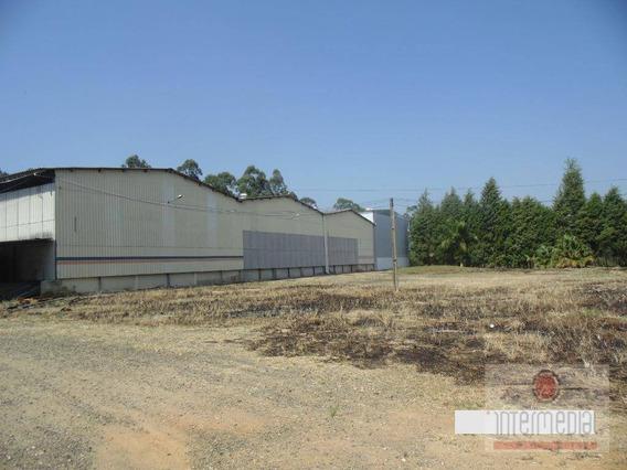 Galpão Industrial Para Locação, Zona Industrial, Iperó. - Ga0086