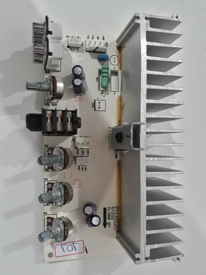 Placa Caixa Amplificadora Cl500bt Cod: Pci33d