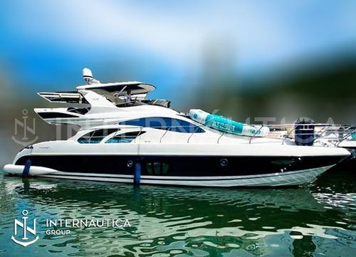 600 Full 2007 Intermarine Azimut Ferretti Phantom Cimitarra