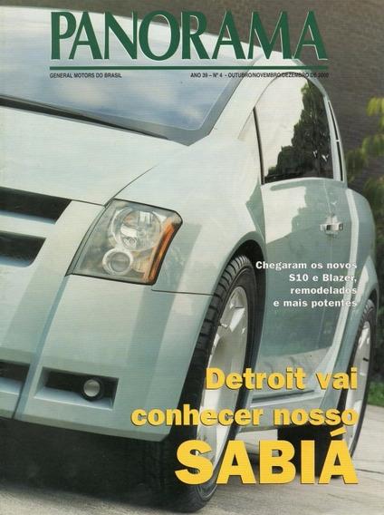 Panorama Ano 39 N°4 Out/nov/dez/2000 Publicação Da Gmb
