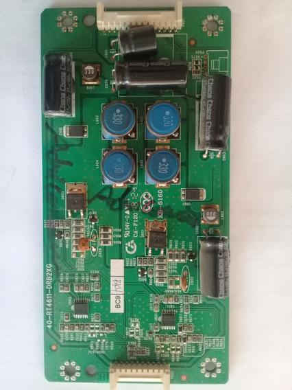 Placa Inverter Da Tv Philco Ph 42m Led A4 40-rt4611-drb2xg