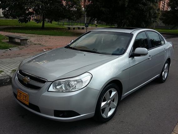 Hermoso Chevrolet Epica Full Equipo Unico Dueño