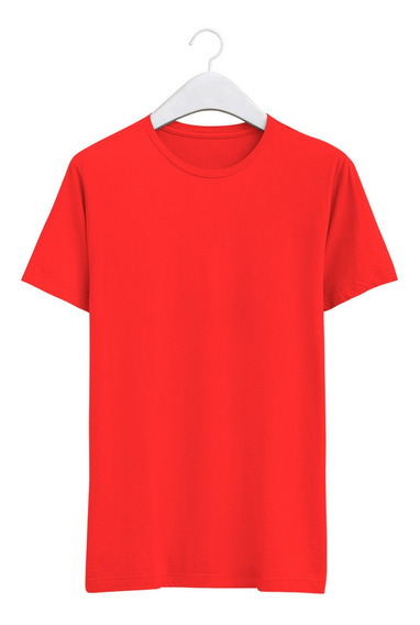 Remera Lisa Dama Talle Especial - Algodon -todos Los Colores