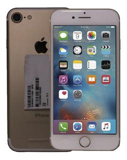 Celular Apple iPhone 7 2gb 128gb -ios 12 Video 4k Oro