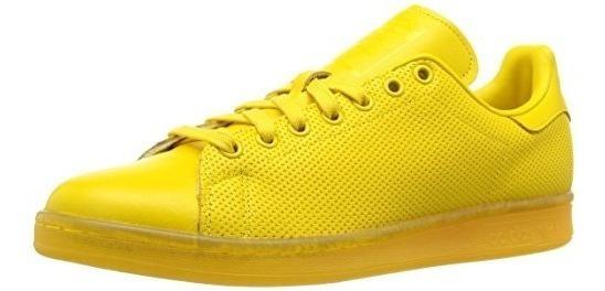 Tenis adidas Originals Stan Smith Amarillo 13 Us