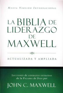 Biblia De Liderazgo De Maxwell_nvi