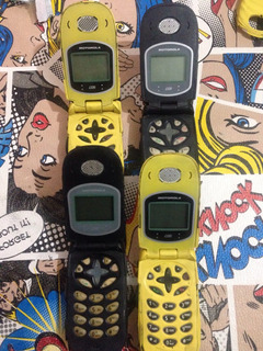 Nextel I531 Modelo Batman Black O Yellow Solo Uso De Radio