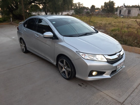 Honda City 1.5 Ex At Cvt 2016
