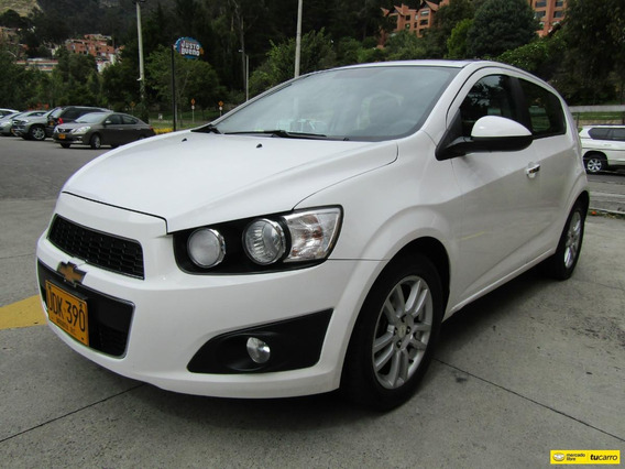 Chevrolet Sonic Lt At Hatchback Cc1600 2015