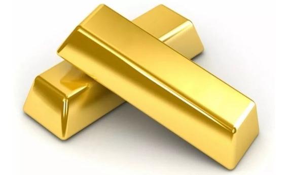 Barra De Ouro 18k 750 Com Certificado Legítimo Cada 20g