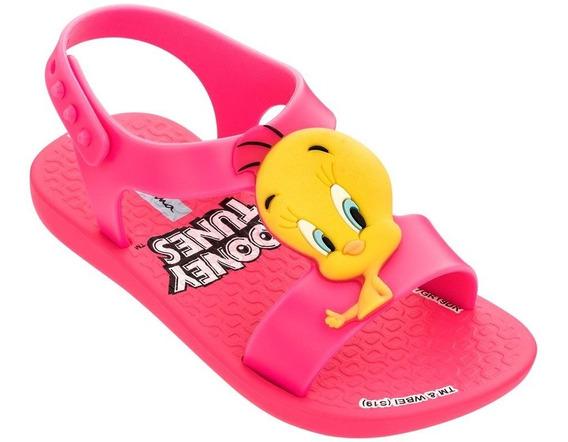Sandália Bebê Ipanema Piu Piu Looney Tunes - 26372