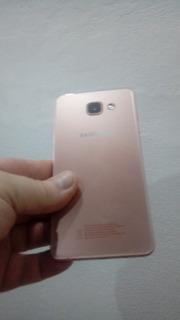 Smartphone Samsung Galaxy A5 Duos Sem Bateria Dourado 16gb
