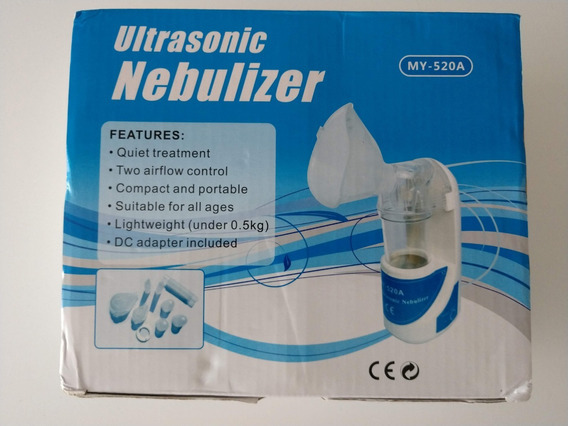 Nuevo!! Ultrasonico Nebulizador Nuevo!!