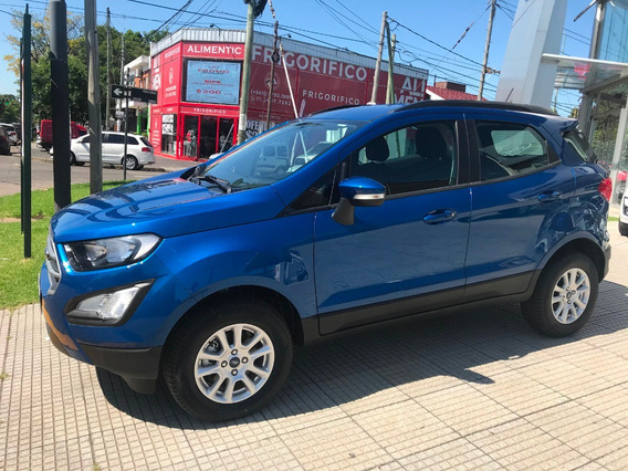 Ford Ecosport Se 1.5 123cv Automática 0km 2020 Disponible