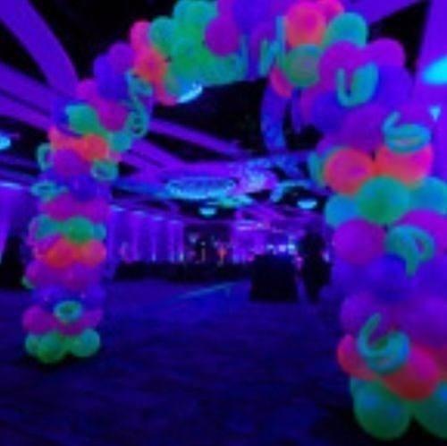 Globos Colores Neon