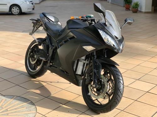 Moto Electrica Tipo Ninja 2019