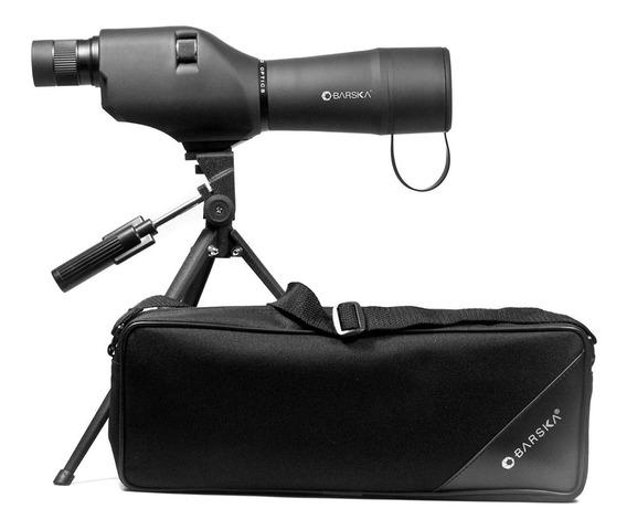 Luneta Telescópio Barska 20-60x60 Com Tripé+bolsa Waterproof