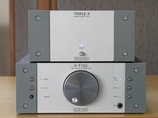 Amplificador Híbrido Musical Fidelity Xt100 Hi End Mcintosh