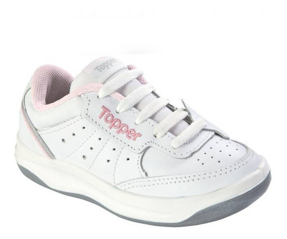 Zapatillas Topper Xforcer Escolar Niñas ¡¡6 Cuotas!! + Envío