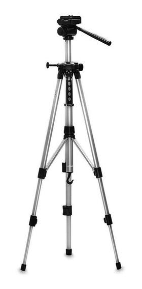 Tripé Profissional 1,80 Reforçado Camera Projetor Iluminador