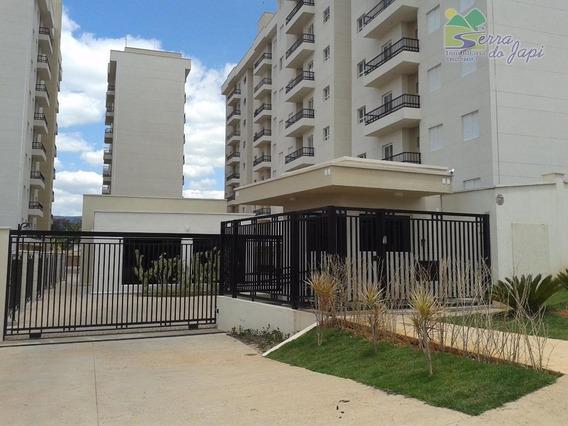 Apartamento 2 Dorm À Venda, 60 M² Por R$ 260.000 - Vivarte - Medeiros - Jundiaí/sp - Ap2377