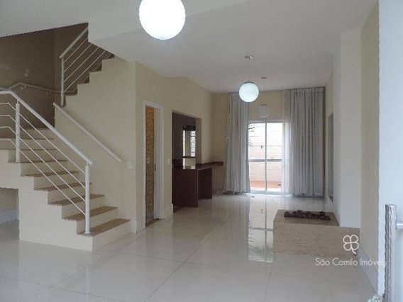 Casa Com 3 Dormitórios À Venda, 113 M² Por R$ 600.000 - Green Ville - Granja Viana - Cotia/sp - Ca1328