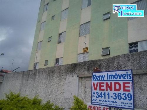 Imagem 1 de 22 de Apartamentos Em Condomínio À Venda  Em Sorocaba/sp - Compre O Seu Apartamentos Em Condomínio Aqui! - 1311395