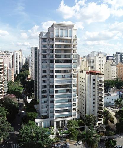 Imagem 1 de 10 de Apartamento À Venda No Bairro Moema - São Paulo/sp - O-1413-5441