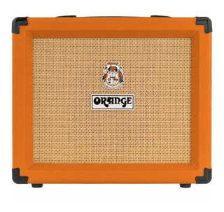 Amplificador Orange Crush Series 20RT 20W transistor naranja