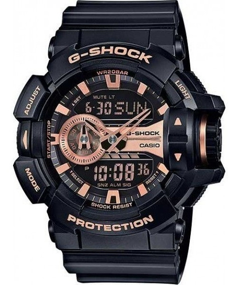 Relógio Casio - G-shock - Ga-400gb-1a4dr