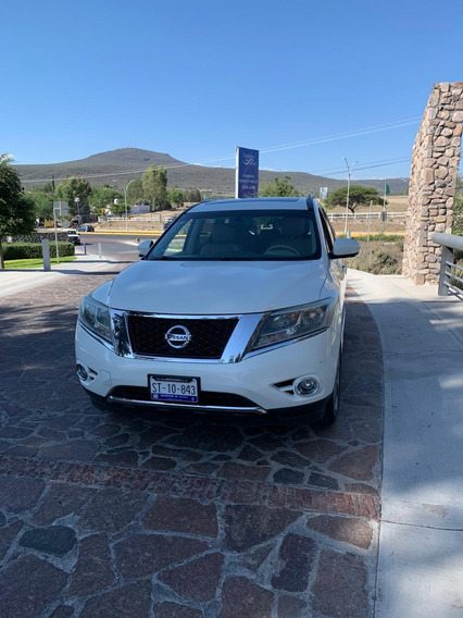 Nissan Pathfinder Exclusive V6 At 2013