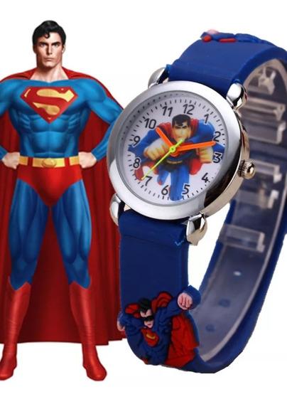 Relogio Super Homem 2019!!!