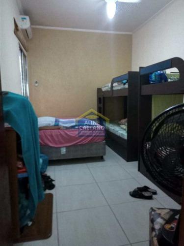 Casa De Condomínio Com 1 Dorm, Real, Praia Grande - R$ 135 Mil, Cod: Aci1274 - Vact1274