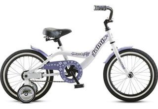 Bicicleta Niños Aluminio Rodado 16 Jamis Miss Daisy