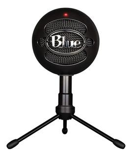 Microfono Blue Snowball Ice Condensador Cardioide Estudio