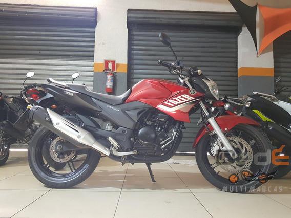 Yamaha Ys Fazer 250 Blueflex Vermelho 2015