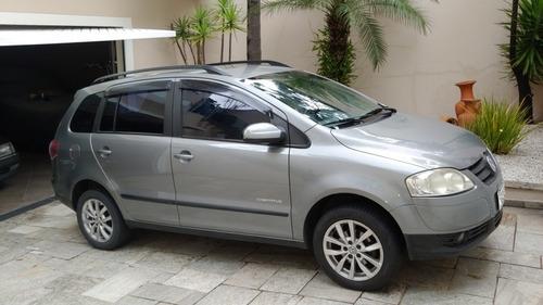 Volkswagen Spacefox 1.6 Comfortline Total Flex 5p (ar) 2008