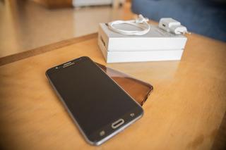 Celular Samsung Galaxy J7 Duo + Funda + Batería Nueva