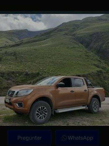 Nissan Frontier Modelo Se 4x2 Nafta