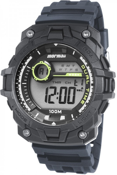 Relógio Mormaii Esportivo Mo11270cc/8a + Frete