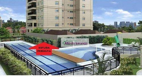 Apartamento À Venda, 125 M² Por R$ 1.000.000,00 - Mooca (zona Leste) - São Paulo/sp - Ap0753