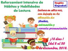 Reforzamiento De Hábitos Y Habilidades De Lectura En Inglés