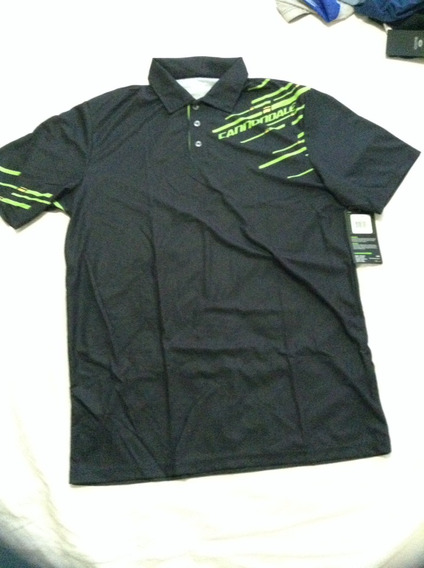 Playera Tipo Polo Cannondale Talla Xl