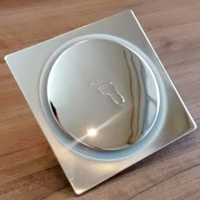 Ralo Click 10x10 Inteligente Para Piso 100% Inox