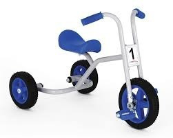 Triciclo Randers-bebesit Britter Ent 50472