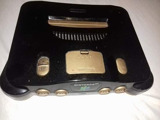 Nintendo 64 Customizado Somente Console