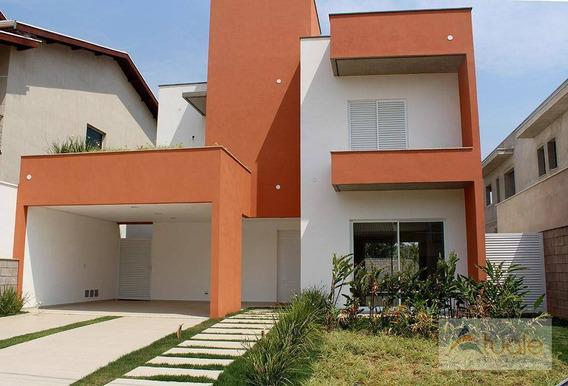 Casa Com 4 Dormitórios À Venda, 303 M² Por R$ 1.230.000,00 - Jardim Green Park Residence - Hortolândia/sp - Ca5892