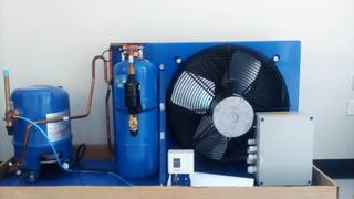Unidad Condensadora 5hp Danfoss Refrigeración