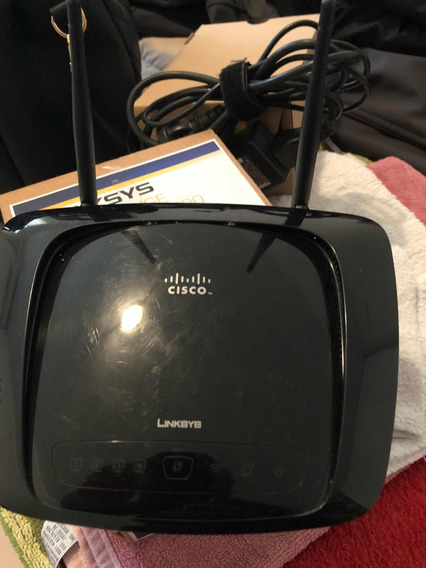 Acces Point Linksys Wrt160nl